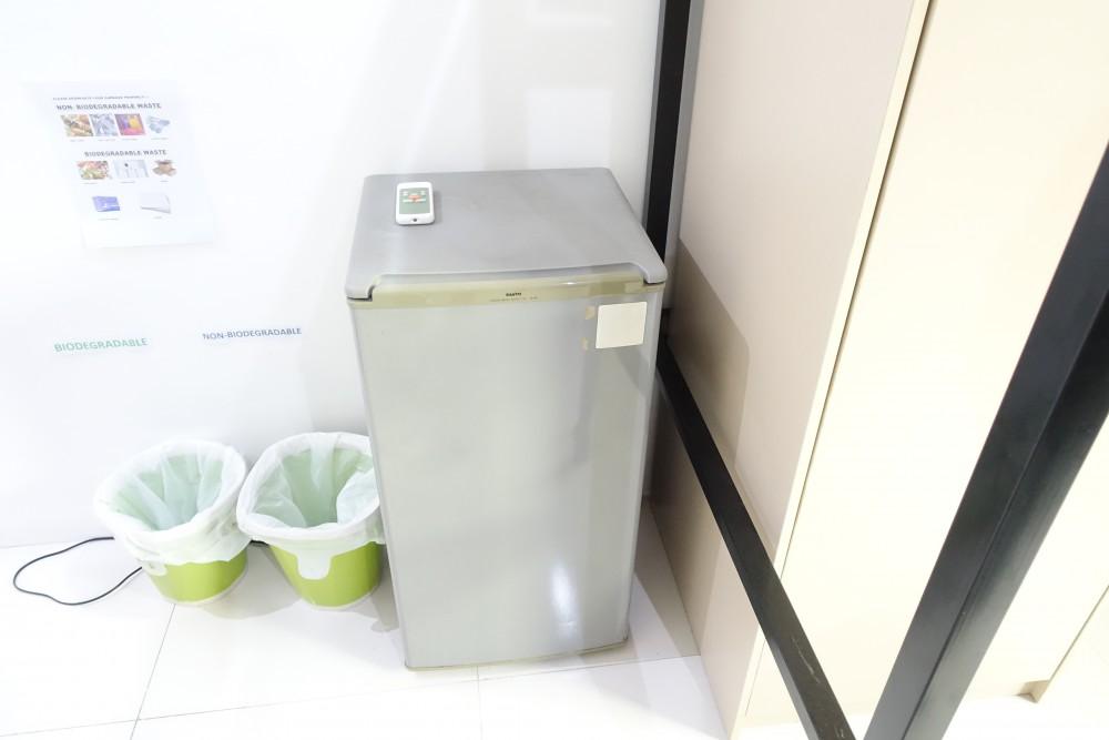 冷蔵庫は共有